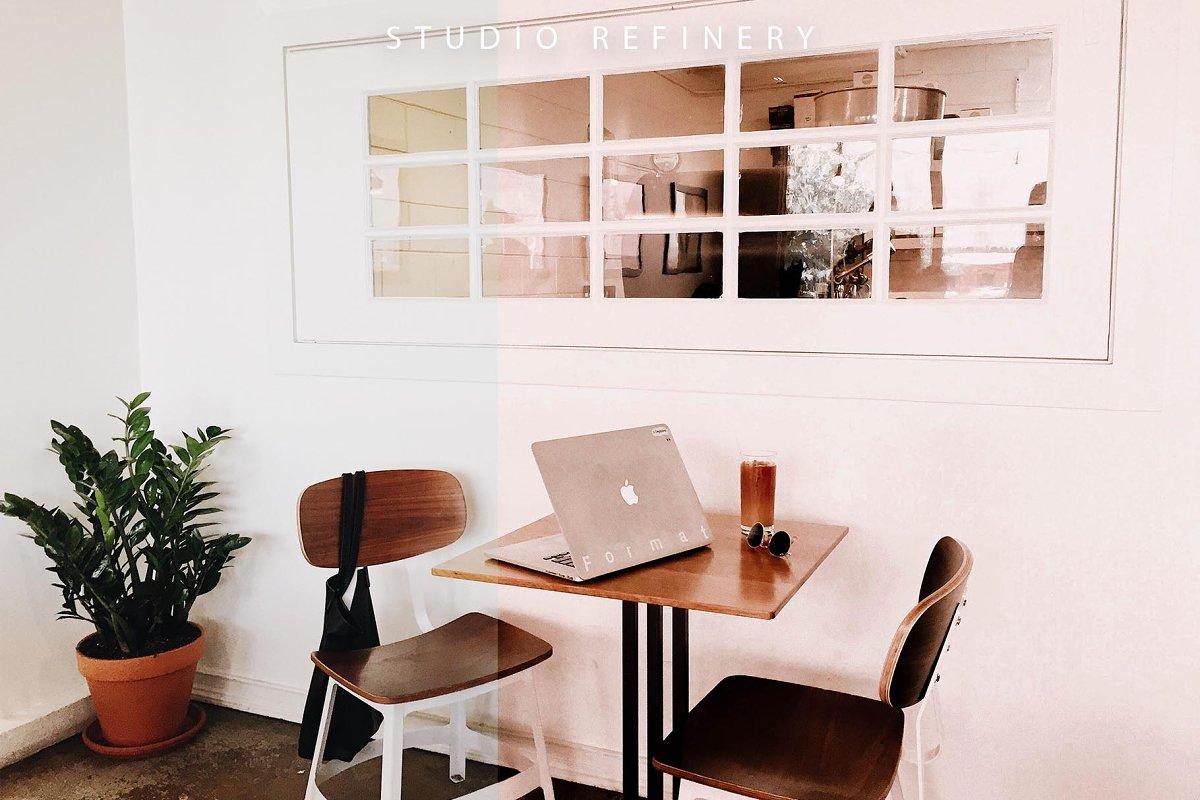 Brown Coffee Lightroom Presets