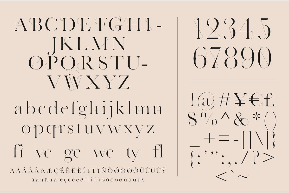 Grange - Premium Serif Font