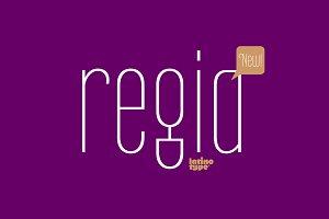 Regia Sans Pro