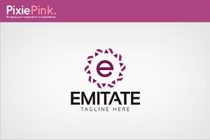 Emitate Logo Template
