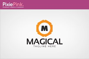 Magical Logo Template
