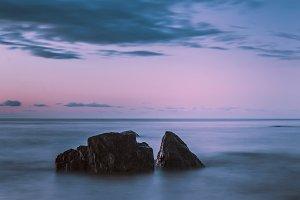 Sunset Minimalism