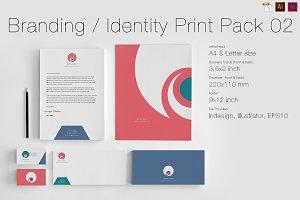 Branding / Identity Print Pack 02