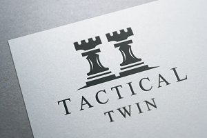 Tactical Twin - Brook Chess