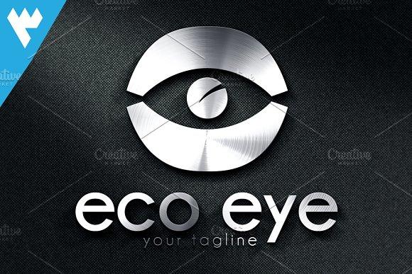 Eco Eye Logo