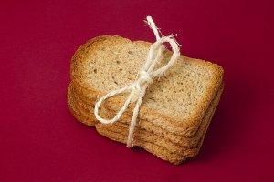 Whole wheat toast