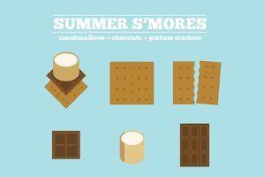 Summer S'mores pack