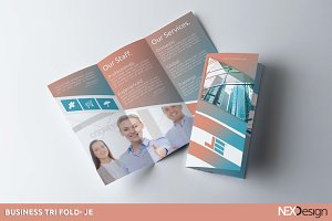 Business Tri Fold Brochure - SB #005
