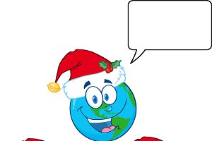 Happy Christmas Earth Collection