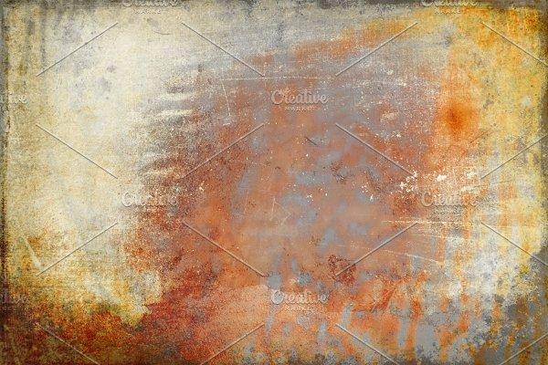 Single Texture - Copper Patina
