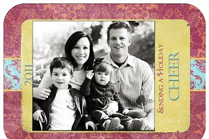 Christmas Photo Card Set 24