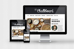 Chalkboard - WordPress Theme