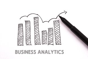 Business Analytics Graph