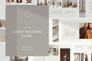 REID Client Welcome Guide - Keynote