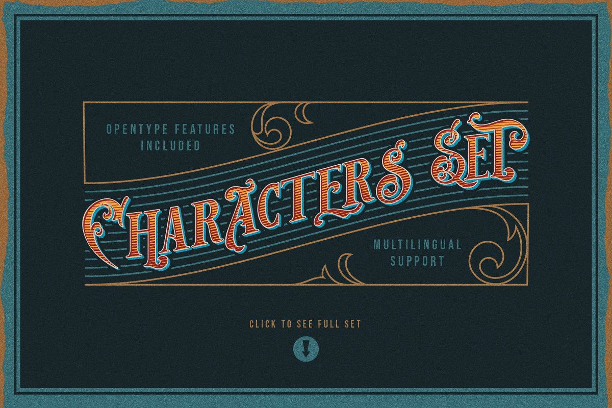 Victorian Decade in Serif Fonts - product preview 2