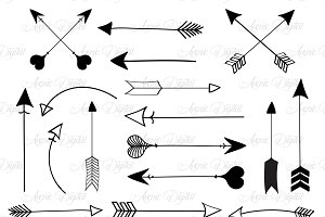 Arrows Clipart and Vectors