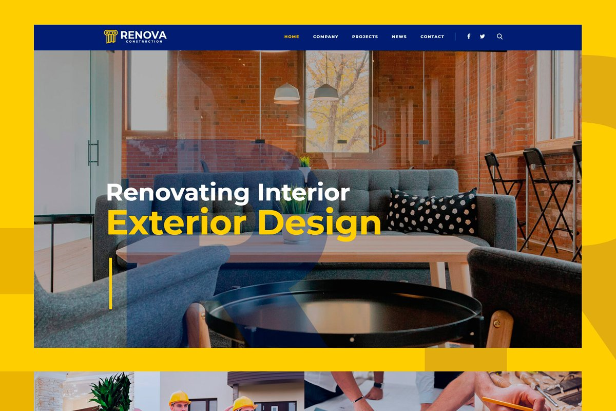 Renova Bulding & Construction Corpor