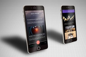 iPhone 6 Mockup 5