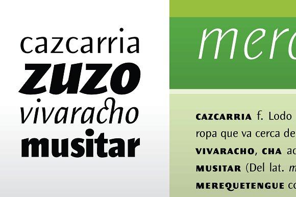 Elemental Sans Pro in Sans-Serif Fonts - product preview 1
