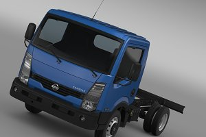 Nissan Cabstar Chassi 2013