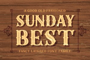 Sunday Best Complete Family