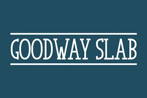 Goodway Slab