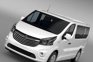 Opel Vivaro Biturbo 2015
