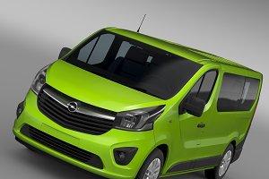 Opel Vivaro EcoFlex 2015