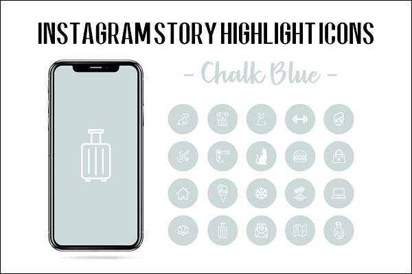Instagram Story Highlight Icon