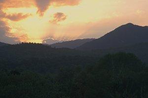 Sunset #4 by Rikke Isabelle