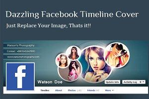 Dazzling Facebook Timeline Cover