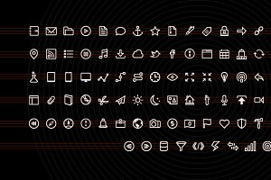 Lino Icon Set