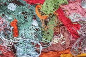 Needlework Fibers