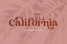 The California | Serif Font Duo