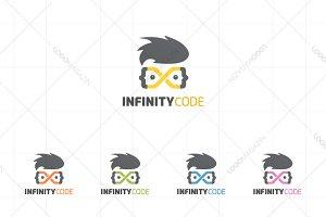 Geek Code Infinity Logo