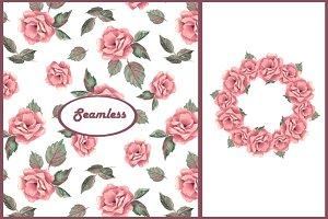 Rosebuds set 2