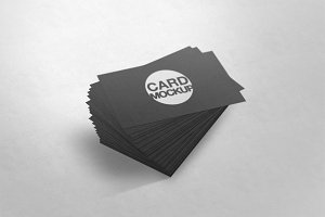 Business Card Mockup 02