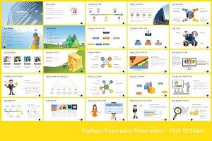 Sapheart Presentation Template
