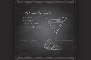 coctail Between the Sheets
