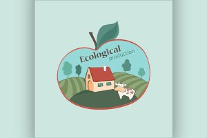 Farm logo and emblem