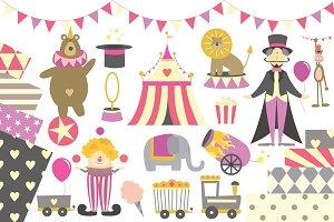 Circus Big Set