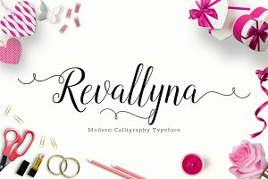 Revallyna Script