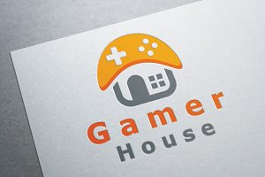 Gamer House Logo