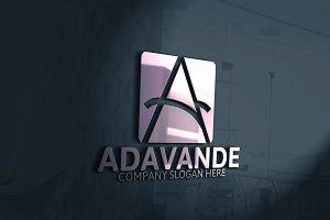 Advande / Letter A Logo
