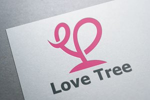 Love Tree Logo