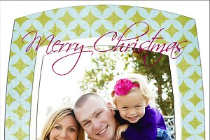 Christmas Photo Card Set 10