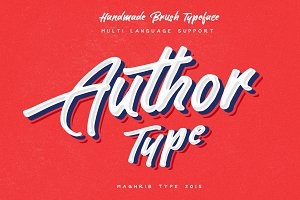 Author Type