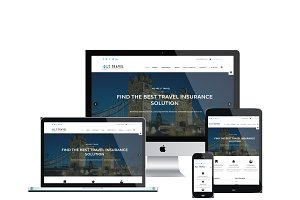 LT Travel Onepage Joomla Template