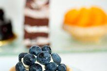 blueberries and cream cupcake pastry 015.jpg