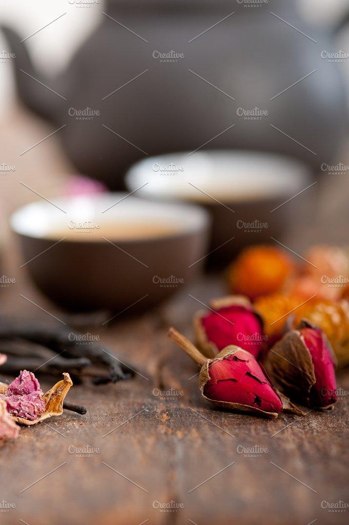 Chinese style herbal floral tea 017.jpg - Food & Drink